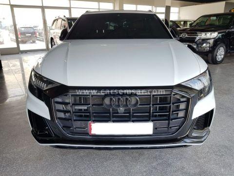 2019 Audi Q8 55 TFSI Quattro