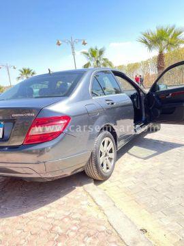 2011 Mercedes-Benz C-Class C 180
