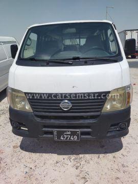 2009 Nissan Urvan Van