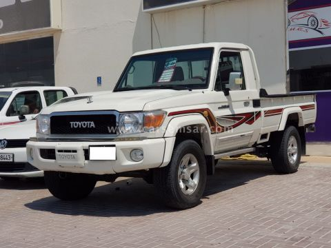 2013 Toyota Land Cruiser Pickup LX