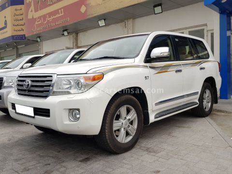 2014 Toyota Land Cruiser VXR
