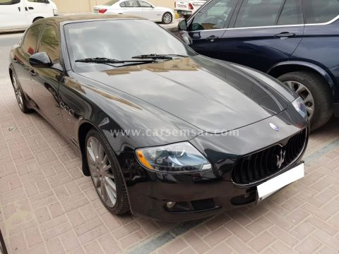 2013 Maserati Quattroporte GT S
