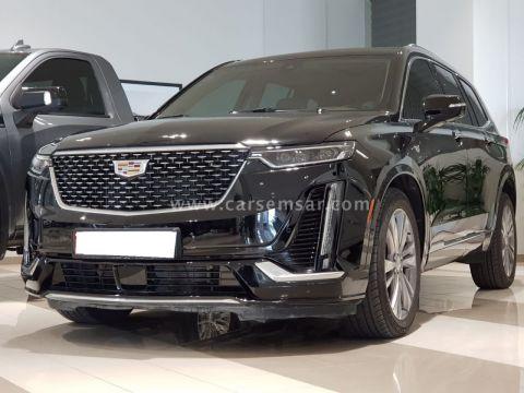 2020 Cadillac XT6 400