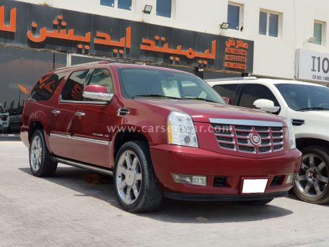 2011 Cadillac Escalade 6.2 V8