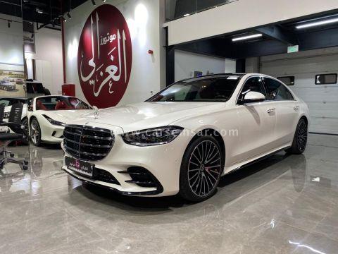 2021 Mercedes-Benz S-Class S 450