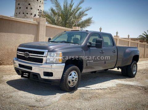 2011 Chevrolet Silverado 3500 HD Crew Cab Long
