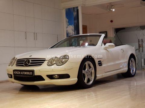2008 Mercedes-Benz SL-Class SL 55 AMG