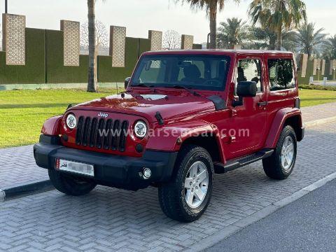 2014 Jeep Wrangler 3.8 Sahara
