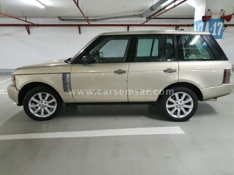 2008 Land Rover Range Rover Vogue Supercharged