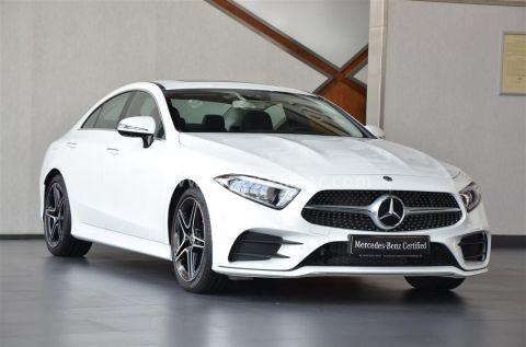 2020 Mercedes-Benz CLS 350 2.0