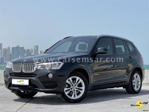 2015 BMW X3 2.0i