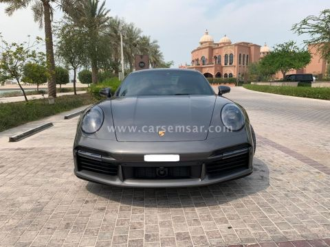 2021 بورشه 911 Turbo S