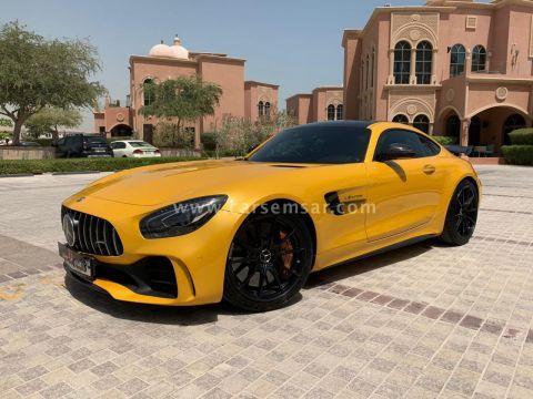 2018 مرسيدس بنز GTR AMG