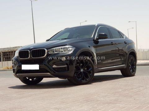 2018 BMW X6 xDrive 35i