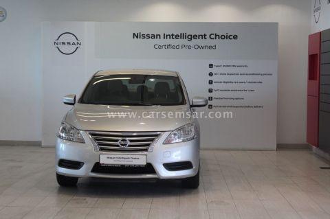2020 Nissan Sentra 1.6