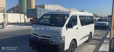 2012 Toyota Hi-Ace Hiace Van