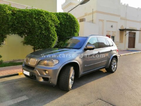 2008 BMW X5 M Power