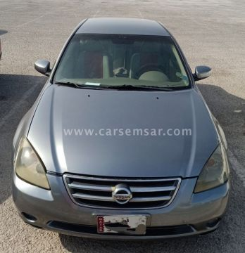 2007 Nissan Altima 2.5 SL