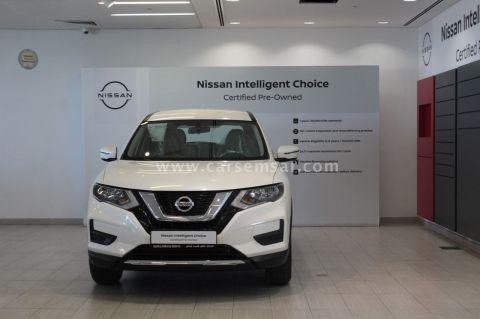 2019 Nissan X-Trail 2.5