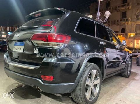 2016 Jeep Grand Cherokee 75th Limited Edition