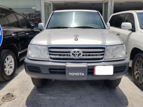 2003 Toyota Land Cruiser GX