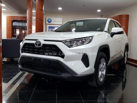 2021 Toyota RAV4 4x4