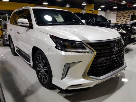 2017 Lexus LX 570 Sport