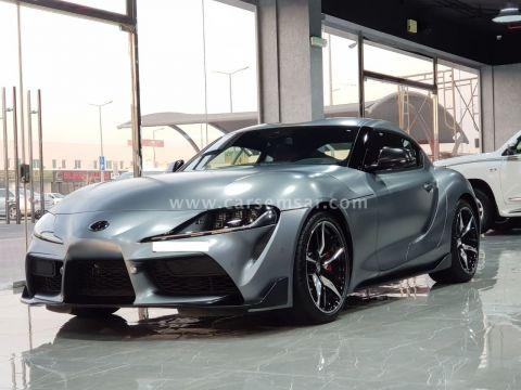 2020 Toyota Supra GR