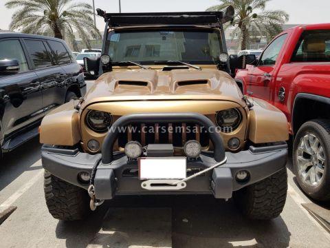 2015 Jeep Wrangler 3.6 Sahara