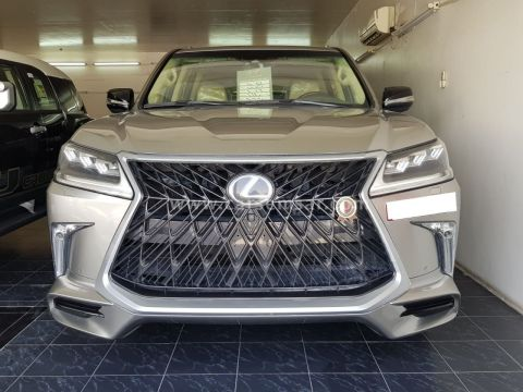 2016 Lexus LX 570 Sport