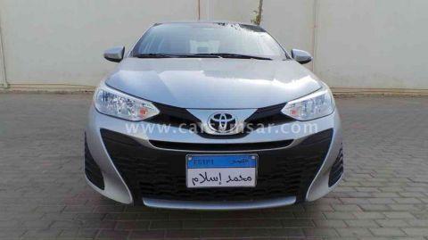 2020 Toyota Yaris 1.5