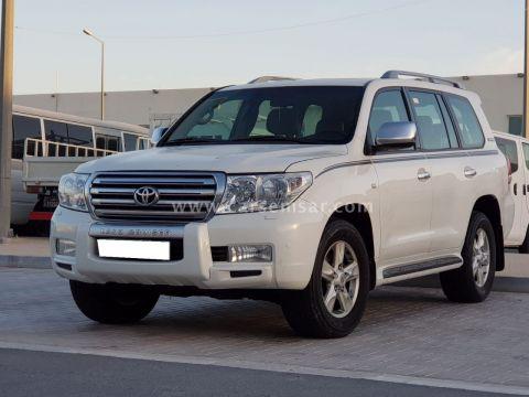 2011 Toyota Land Cruiser VXR