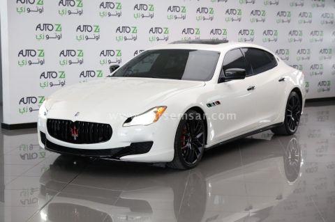 2015 Maserati Quattroporte GT S