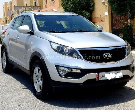 2015 Kia Sportage 2.0