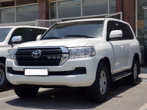 2021 Toyota Land Cruiser G