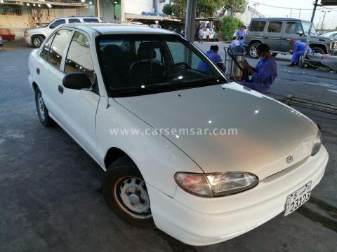 1996 Hyundai Accent 1.3