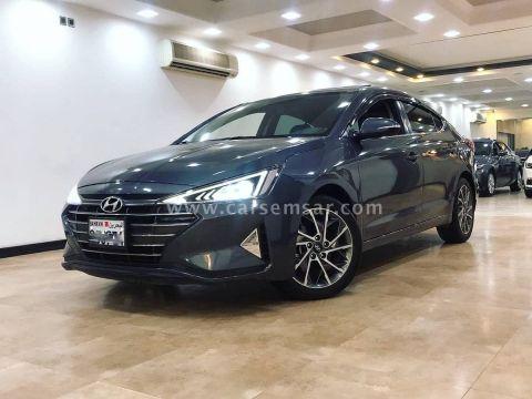 2019 Hyundai Elantra 2.0