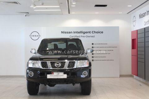 2021 Nissan Patrol Safari H/T