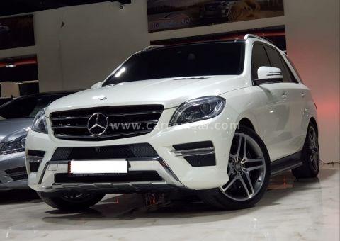 2015 Mercedes-Benz ML 400 3.0 V6