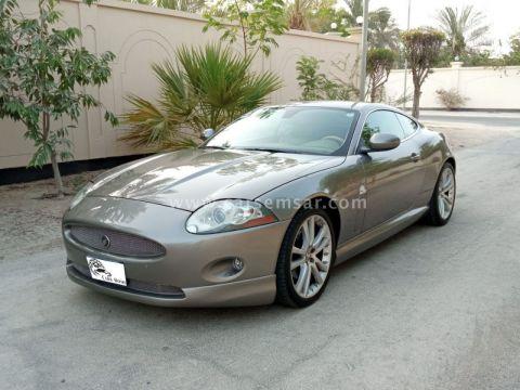 2008 Jaguar XK 4.2 Coupe