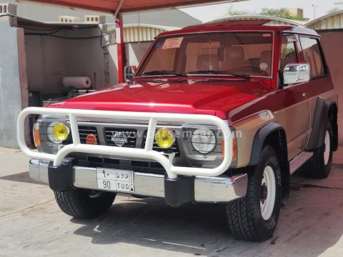 1990 Nissan Patrol  Safari