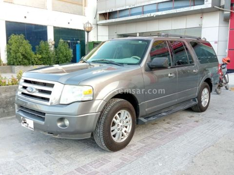 2013 Ford Expedition EL XLT 4x4