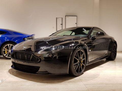 2015 Aston Martin Vantage S V12