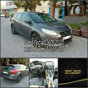 2013 Ford Focus 1.6
