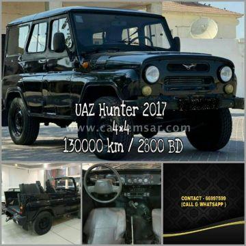 2017 UAZ Hunter 469