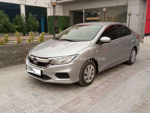 2018 Honda City 1.5