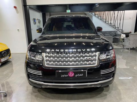 2013 Land Rover Range Rover Vogue Autobiography