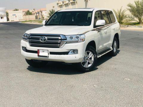 2018 Toyota Land Cruiser GXR