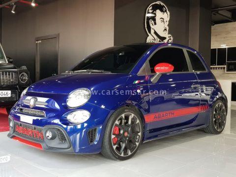 2019 Fiat 595 Competizione