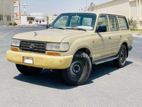 1997 Toyota Land Cruiser G
